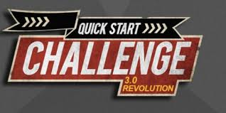 Quick Start Challenge – What I've Learnt So Far